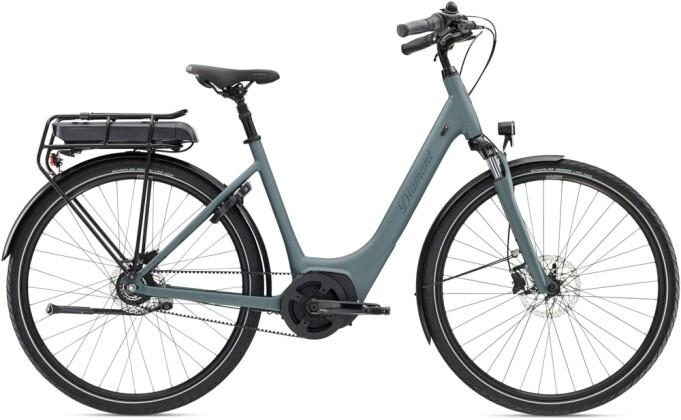 e-Citybike Diamant Achat Esprit+ Asteroidblau 2021