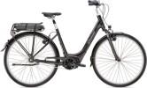 e-Citybike Diamant Achat+ TIE Obsidianschwarz