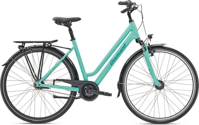 Citybike Diamant Achat WIE Aquamarin 2021