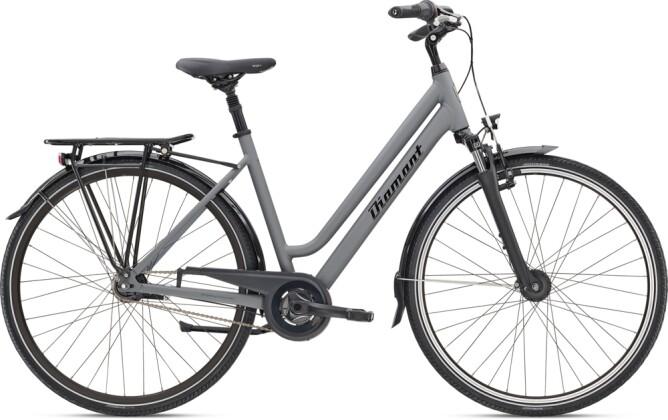 Citybike Diamant Achat WIE Graphitgrau 2021