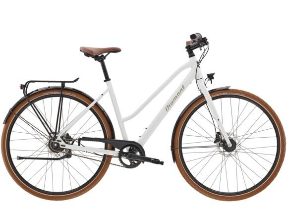 Citybike Diamant 885 TRA Weiss 2021