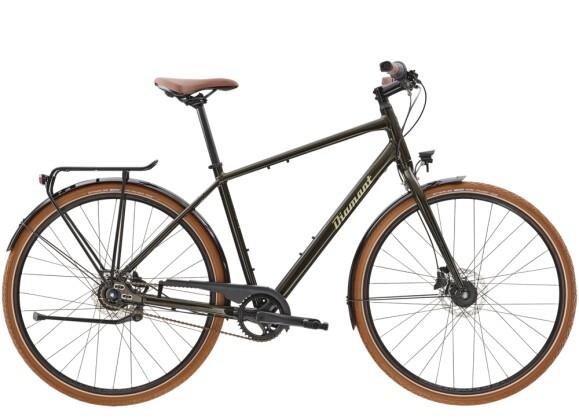 Citybike Diamant 885 HER Oxidgruen 2021