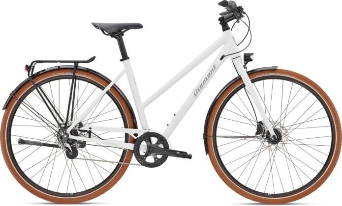 Citybike Diamant 885 GOR Weiss 2021