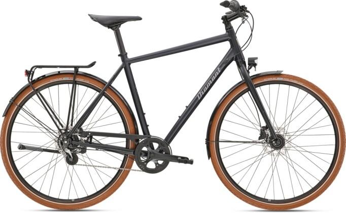 Citybike Diamant 885 HER Tiefschwarz 2021