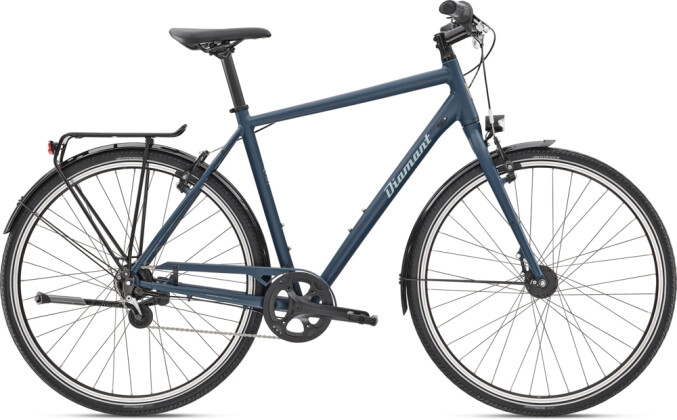 Citybike Diamant 882 HER Tansanitblau 2021