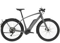 e-Trekkingbike Diamant Zouma+ S Graphitgrau