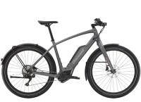 e-Trekkingbike Diamant Zouma+ Graphitgrau