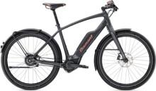e-Trekkingbike Diamant Zouma Elite+ Kohle
