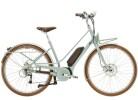 e-Trekkingbike Diamant Juna+ WIE Moreagrün