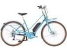 e-Trekkingbike Diamant Juna+ WIE Marinablau