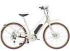 e-Trekkingbike Diamant Juna+ WIE Tofanaweiss