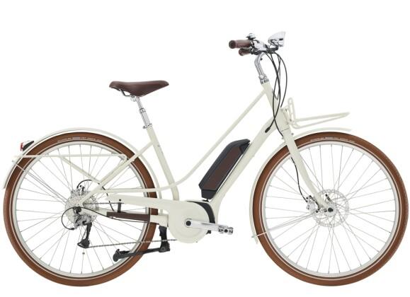 e-Trekkingbike Diamant Juna+ WIE Tofanaweiss 2021