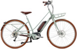 e-Trekkingbike Diamant Juna+ Moreagrün