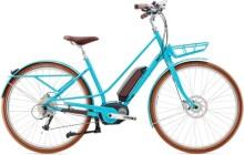 e-Trekkingbike Diamant Juna+ Marinablau