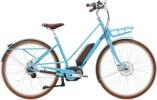 e-Citybike Diamant Juna Deluxe+ Marinablau