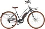 e-Citybike Diamant Juna Deluxe+ Mineralgrau