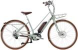 e-Citybike Diamant Juna Deluxe+ Moreagrün