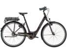 e-Citybike Diamant Achat Deluxe+ Obsidianschwarz