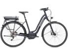 e-Trekkingbike Diamant Elan+ Tiefschwarz