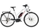 e-Trekkingbike Diamant Elan+ Weiss