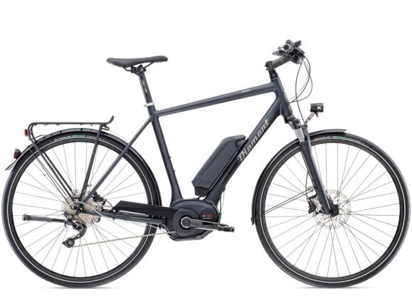 e-Trekkingbike Diamant Elan+ Tiefschwarz 2021