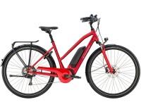 e-Trekkingbike Diamant Ubari Super Deluxe+ DT Indischrot