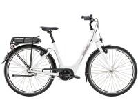 e-Citybike Diamant Saphir+ Weiss