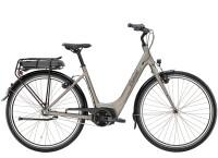 e-Citybike Diamant Saphir+ Iridiumsilber