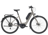 e-Trekkingbike Diamant Ubari+ UR TIE Iridiumsilber