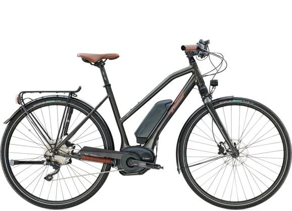 e-Trekkingbike Diamant 825+ Schwarzmetallic 2021