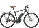 e-Trekkingbike Diamant 825+ Schwarzmetallic