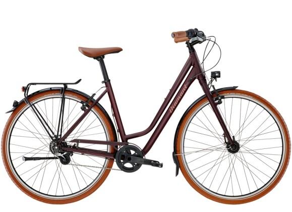 Citybike Diamant 885 Rauchtopas 2021