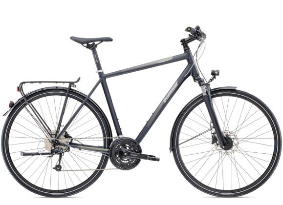 Trekkingbike Diamant Elan Legere Tiefschwarz 2021