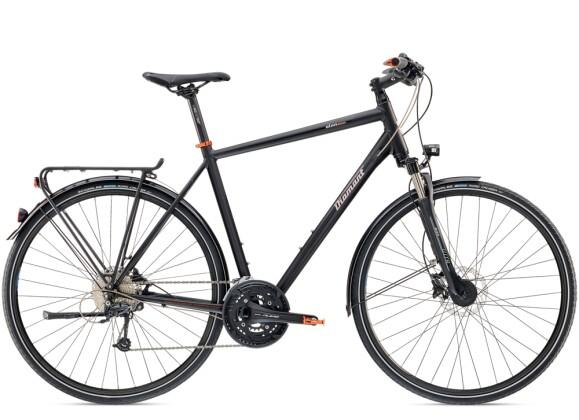 Trekkingbike Diamant Elan Deluxe Tiefschwarz 2021