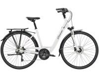 Trekkingbike Diamant Ubari Super Deluxe Weiss