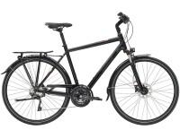 Trekkingbike Diamant Ubari Super Deluxe Tiefschwarz