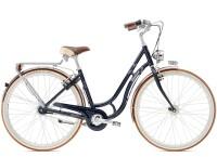Citybike Diamant Topas Villiger SCH Stahlblau