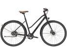 Citybike Diamant 247 TRA Tiefschwarz