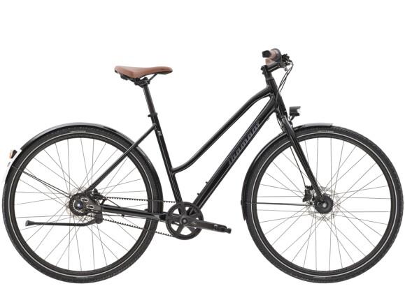 Citybike Diamant 247 TRA Tiefschwarz 2021