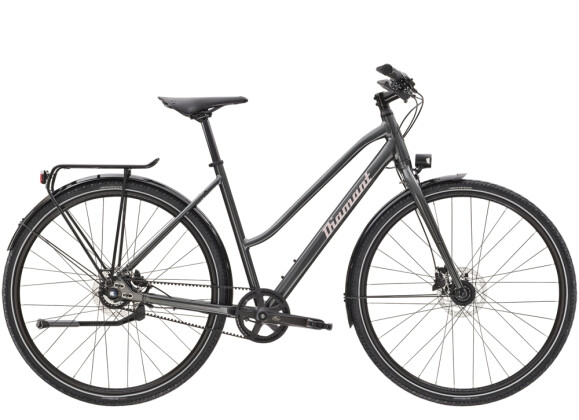 Citybike Diamant 247 Deluxe TRA Dravitgrau 2021
