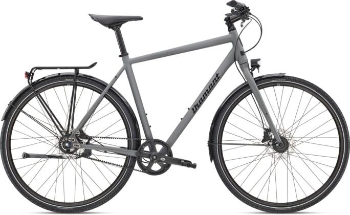 Citybike Diamant 247 Deluxe HER Graphitgrau 2021