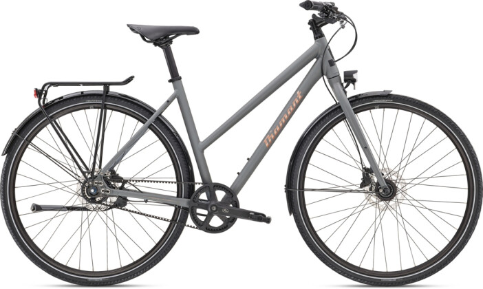 Citybike Diamant 247 Deluxe GOR Graphitgrau 2021