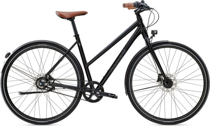 Citybike Diamant 247 GOR Schwarz 2021