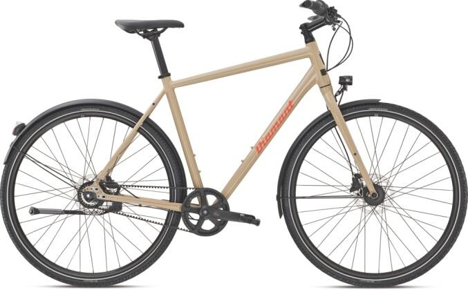 Citybike Diamant 247 HER Almandinbeige 2021
