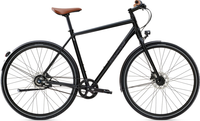 Citybike Diamant 247 HER Schwarz 2021