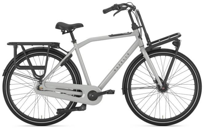 Citybike Gazelle HEAVY DUTYNL T3 grau 2021
