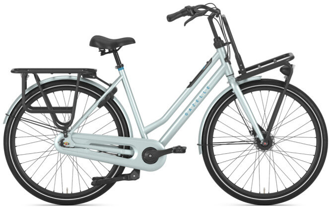 Citybike Gazelle HEAVY DUTYNL T7 blau 2021
