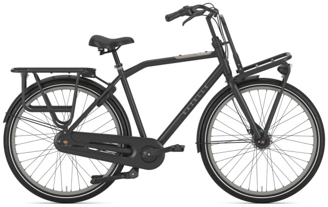 Citybike Gazelle HEAVY DUTYNL T7 schwarz H 2021