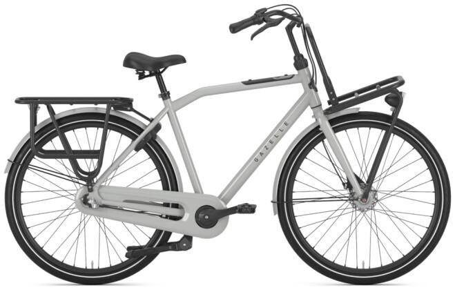 Citybike Gazelle HEAVY DUTYNL T7 grau 2021
