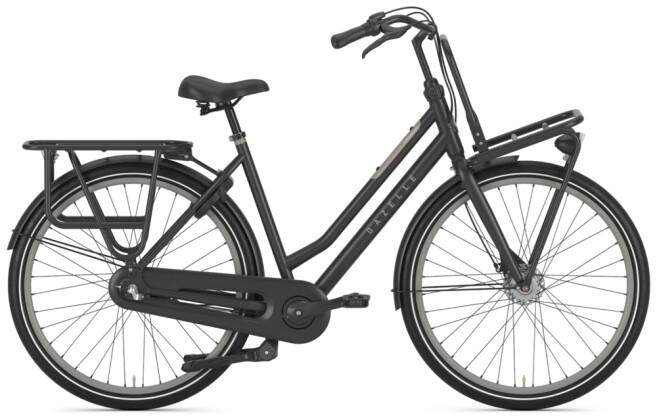 Citybike Gazelle HEAVY DUTYNL T3 schwarz D 2021